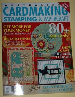 Magazine I'm published in