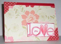 Valentines x 3b