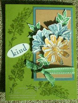 Scrap page & matching card2