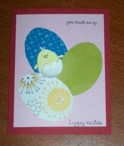 DSP Easter Card 1