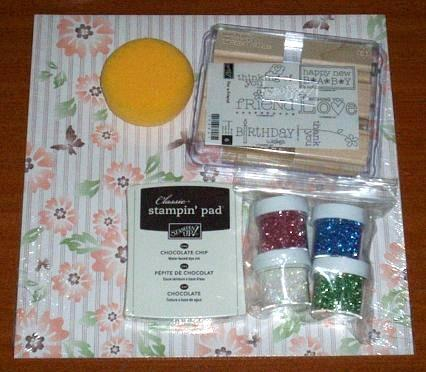 Sue's Blog Candy