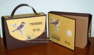 Purse with album-watermarked