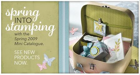 2009 Spring Mini Catalogue