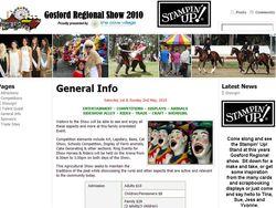 GOSFORD REGIONAL SHOW 2010