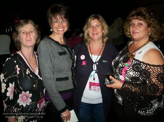 Me, Shelli, Karen & Tracey